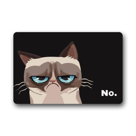 Grumpy Cat Doormat
