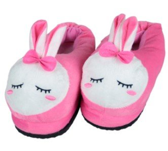 Bunny Heated Slippers