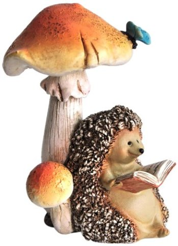Miniature Fairy Garden Hedgehog