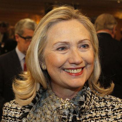 Hillary Rodham Clinton, 2012 (Photo by Kai Mork/Creative Commons via Wikimedia)