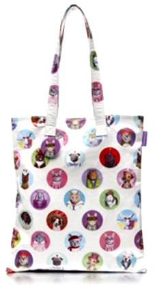 Takkoda Celebrity Pet Tote Bag: ©Takkoda