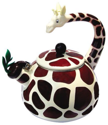 Whistling Giraffe Tea Kettle