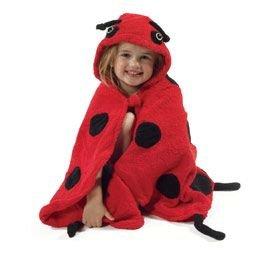 Kidorable Ladybug Towel
