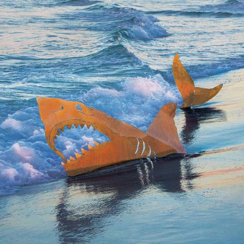 Land Shark -- Coming Ashore!
