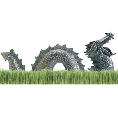 Lawn Dragon