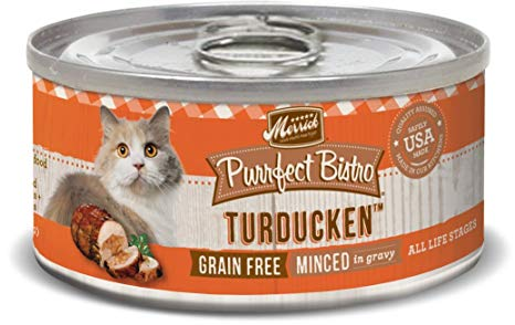 Merrick Thanksgiving Day Turducken Canned Cat Food