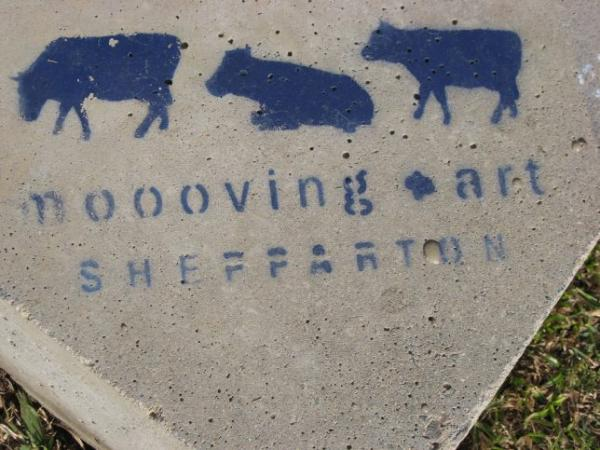 Shepparton's Moooving Art Project