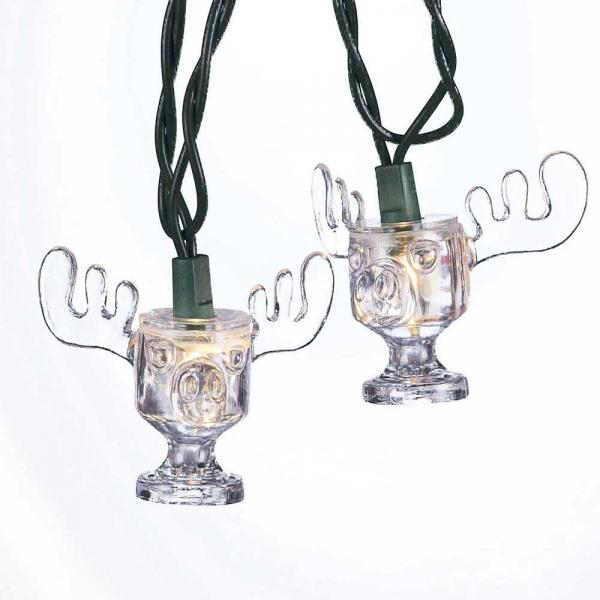 National Lampoon's Christmas Vacation Moose Mug Lights