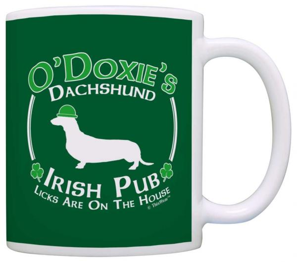O'Doxie's Irish Pub Mug