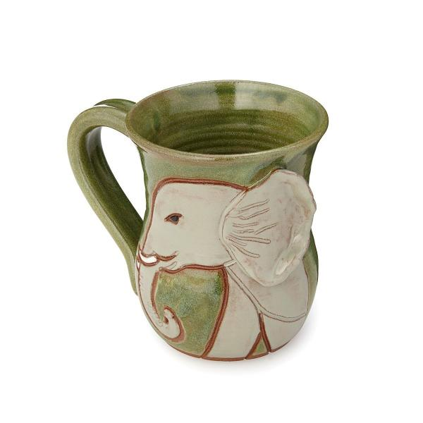 Protect the Elephants Mug