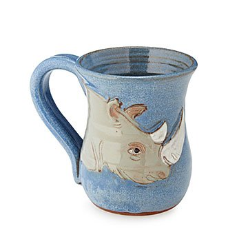 Protect the Rhinos Mug