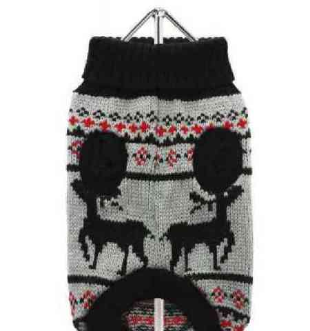 Nordic Dog Sweater