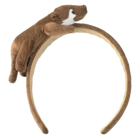 Plush River Otter Headband