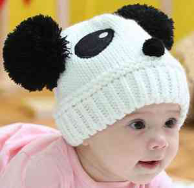 Panda beanie for kids: Source: Amazon.com