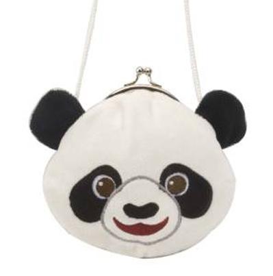 Panda clasp purse: Source: Amazon.com