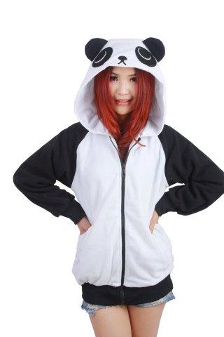 Panda Hoodie