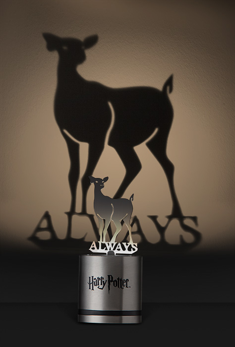 Harry Potter Snape's Patronus Lamp