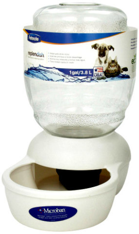 Pet Water Dispenser on Amazon: Keep pets hydrated year round