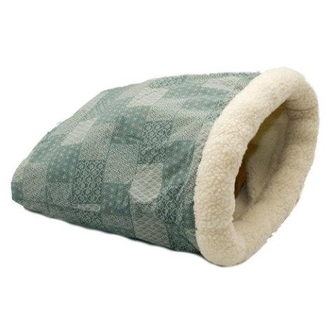 K&H Crinkle Sack Pet Bed: Nesting bag for snugglers