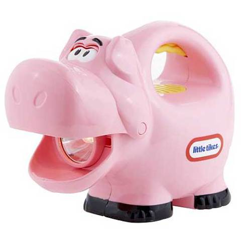 Snouty the Pig will light up the night