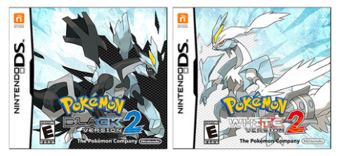 Pokemon Black and White 2: Cover of Pokemon Black and White 2. Photo by mattjerome_88, flickr.