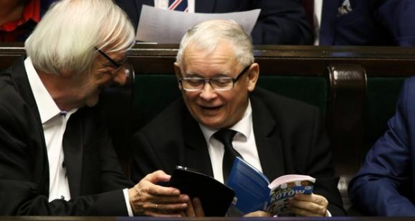 Polish Politician Caught Reading Cat Book In Parliament
