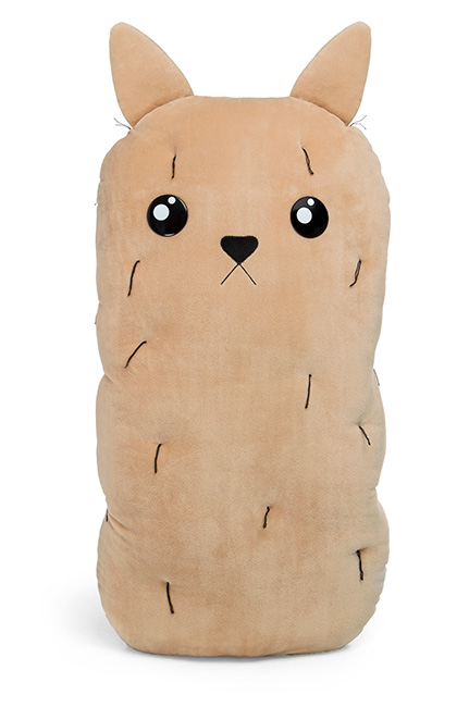 Exploding Cats Hairy Potato Cat Plush
