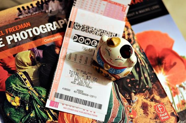 Retiree Wins Big On Cat-Scattered Powerball Ticket
