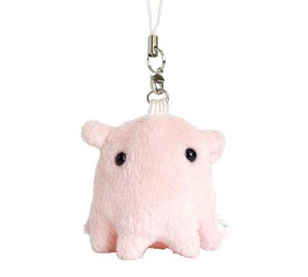 Plush Deep-Sea Octopus Charm Is Always On Call