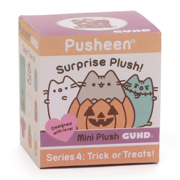 Pusheen Halloween Surprise Series
