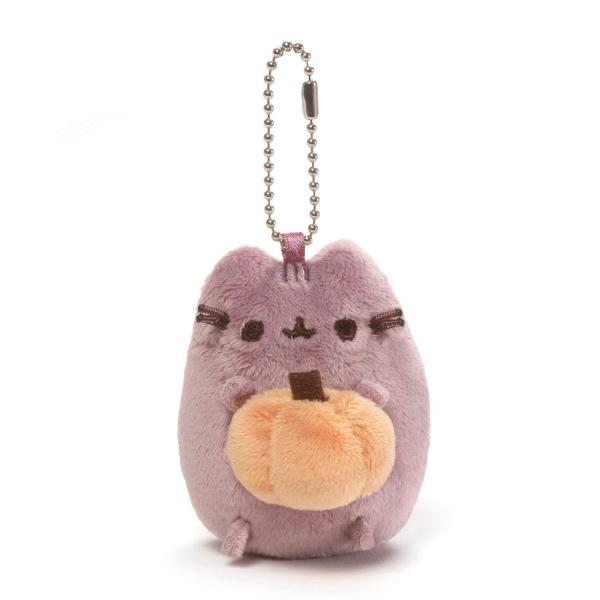 Pusheen with Pumpkin