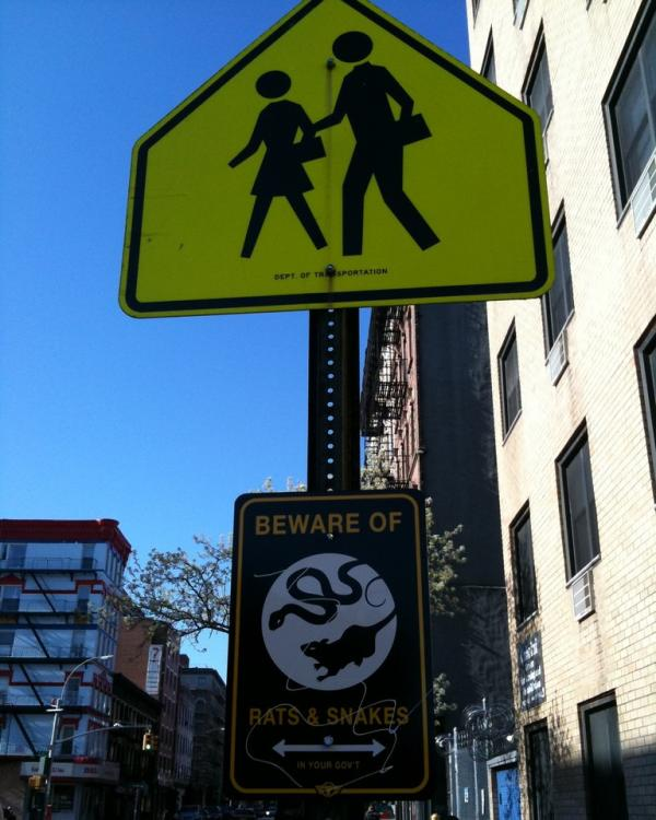 The Top 10 Weird & Bizarre 'Beware Of Snakes' Signs