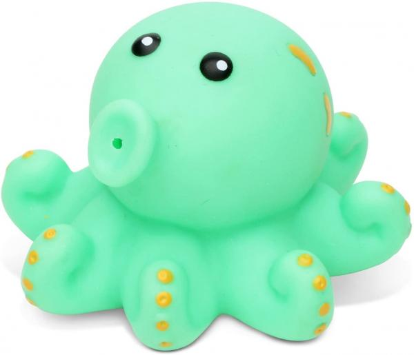 Squirting Octopus Bath Toy