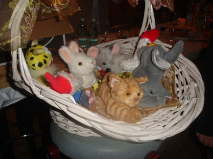 Stuffed Animals (Photo by Frachet/Creative Commons via Wikimedia)