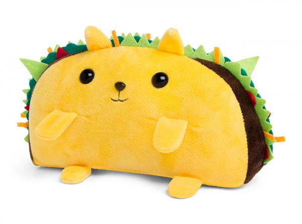 The Exploding Kittens Tacocat Plush