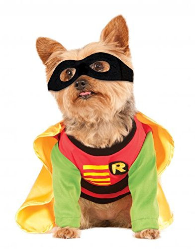Teen Titans pet costume on Amazon
