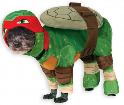 Raphael costume for pets on Amazon