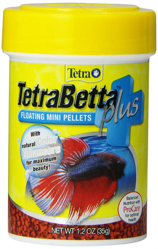 tetra fish food