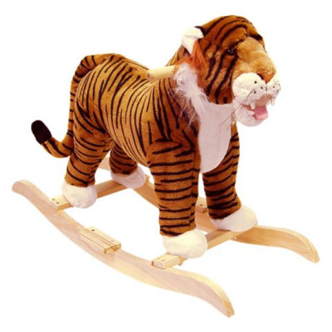 Trademark Tiger Rocking Animal From Target.com
