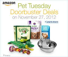 Pet Tuesday Cyber Week Deals