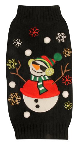Cool Snowman Ugly Dog Sweater