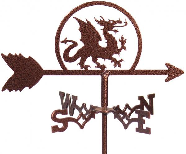 Dragon Mini Weather Vane
