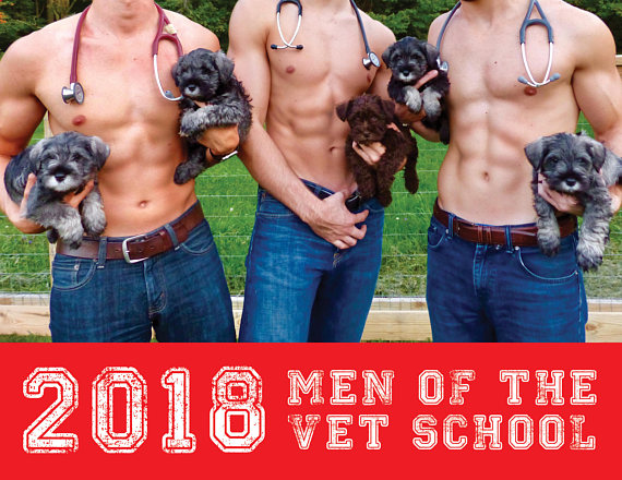 Vets & Pets Annual Cornell University Charity Calendar