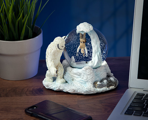 Image Result For Wampa Snow Globe