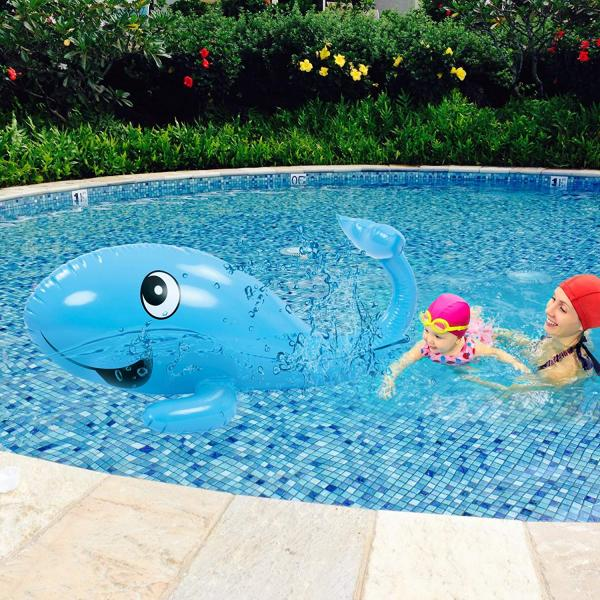 Inflatable Water Whale