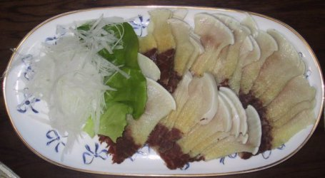 Whale Meat (Photo by Chris 73/Creative Commons via Wikimedia)