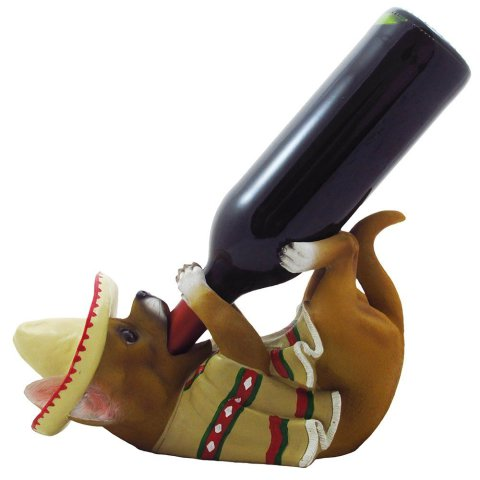 South of the Border Chihuahua Wine Bottle Holder