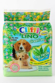 Cliffi Lino, the scented, absorbent Italian dog diaper