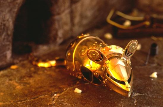 Bronze Rat Armour: © Jeff de Boer