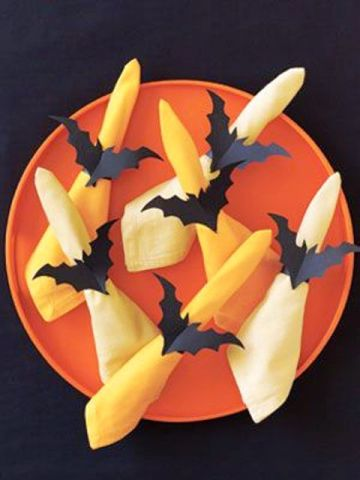 Bat Napkin Rings